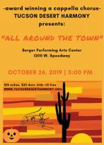 ALL AROUND the TOWN Coming Oct 26!!!